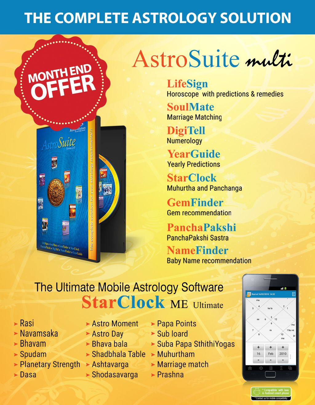 Vedic Astrology Software With Predictions