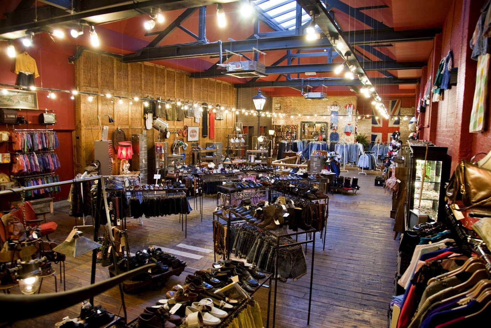 The 10 best shops in London – part I