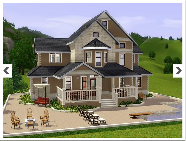 Sims house plans google search sims house floor plan for Classic house sims 3