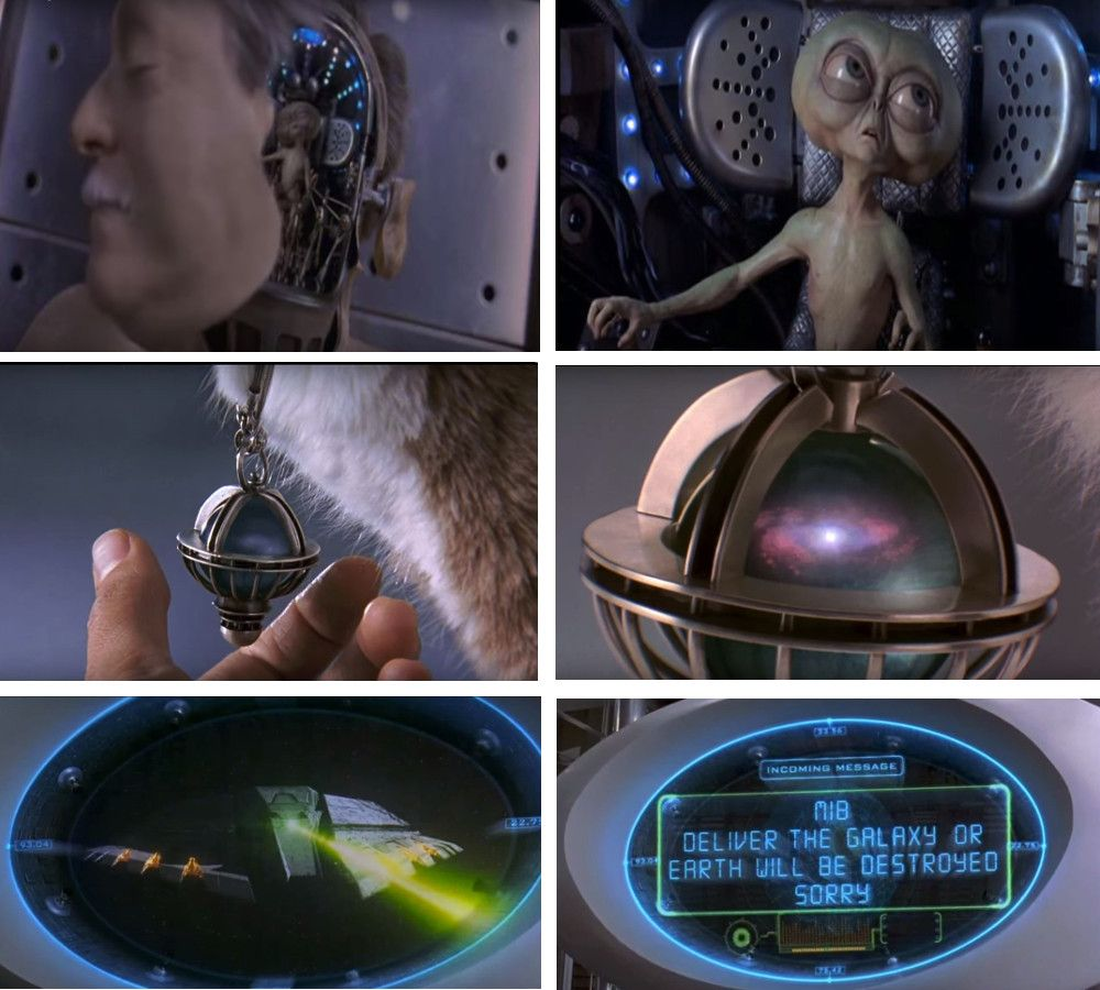 The Arquillians From Mib Movie Are A Civilization Of