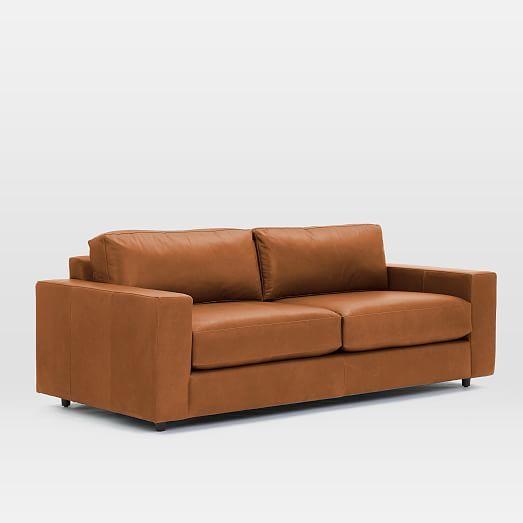 Urban Leather Sofa 84 5