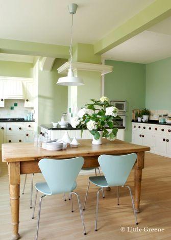 21++ Peinture cuisine vert d eau ideas