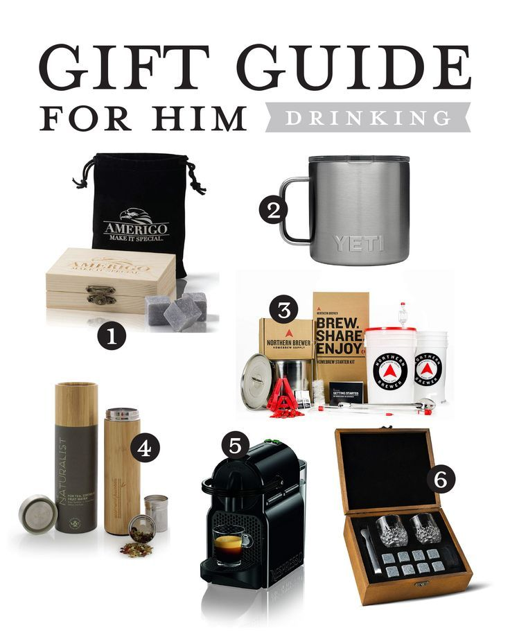 The ULTIMATE Gift Guide for Him Gift Ideas Pinterest Gift