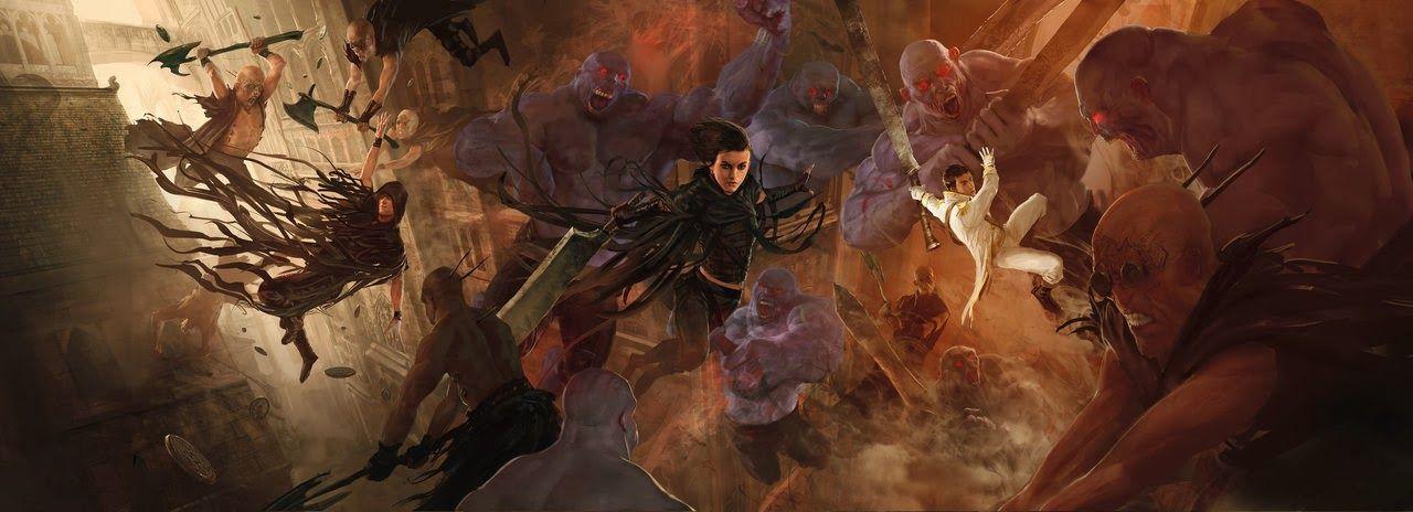 Mistborn Cover Art Art Fantasy Art