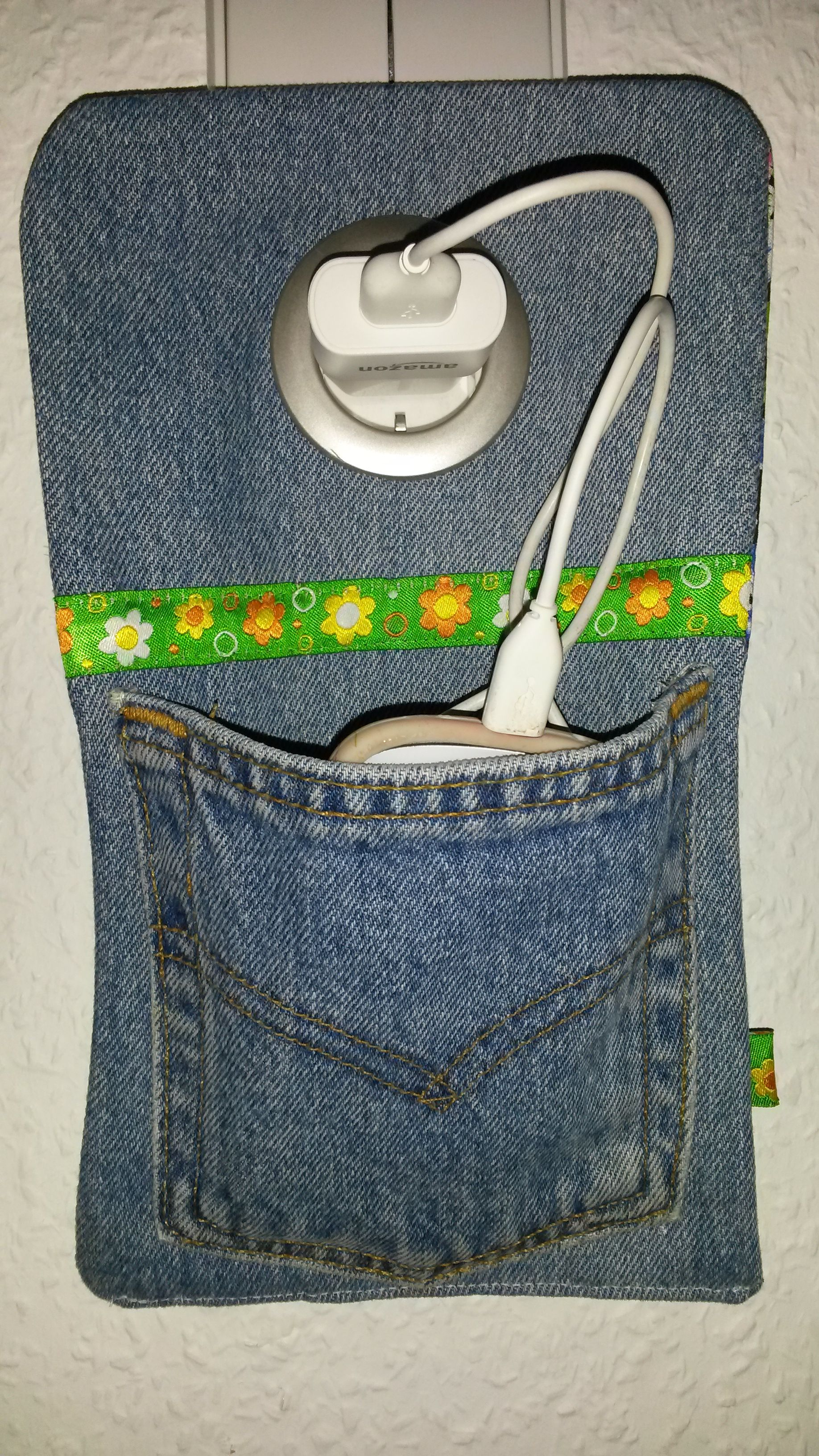 Handyladetasche | Nähen - Jeans Upcycling | Pinterest | Nähprojekte ...