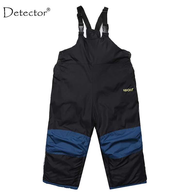 Children Sportswear & Accessories Autumn Winter Children Outdoor Pants Fleece Winter Ski Pants Snow Kids Girls Boys Windproof Waterproof Ski Pants