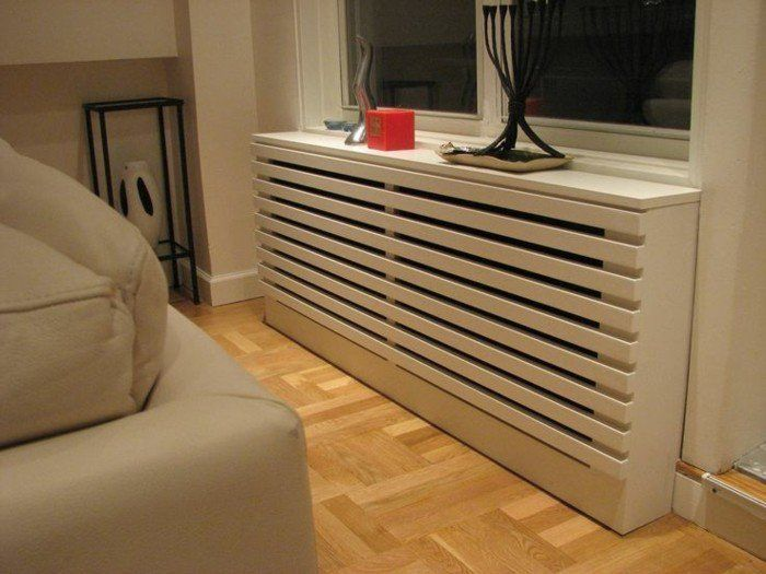 voyez les meilleurs design de cache radiateur en photos condos. Black Bedroom Furniture Sets. Home Design Ideas