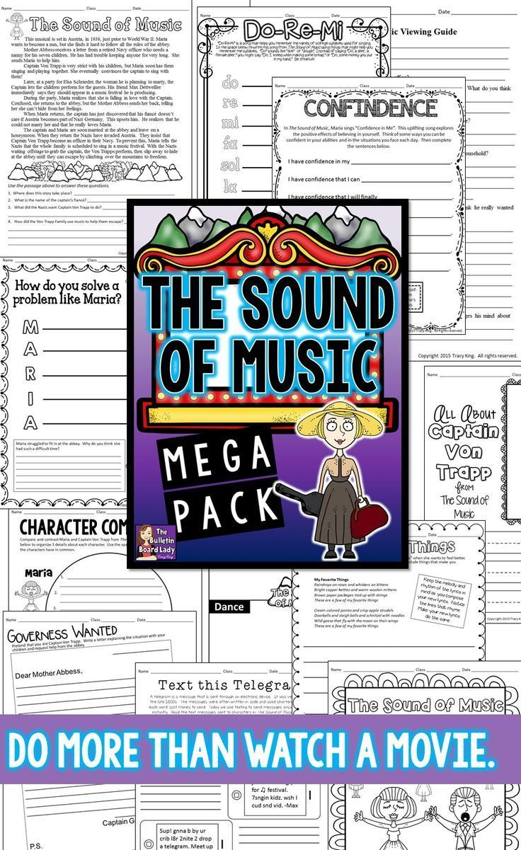 This West Side Story Mega Pack Has Everything You Ll Need To Study The Movie Musical Except The Video N Sound Of Music Elementary Music Teacher Teaching Music