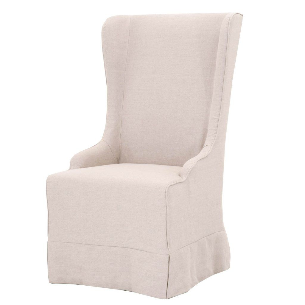 EXACT End Chair. Kosas Home Fitz Wing Back Parsons Chair ...