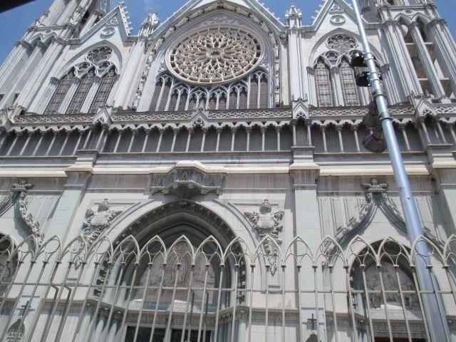Templo Expiatorio Diocesano del Sagrado Corazon de Jesus Leon Gto.