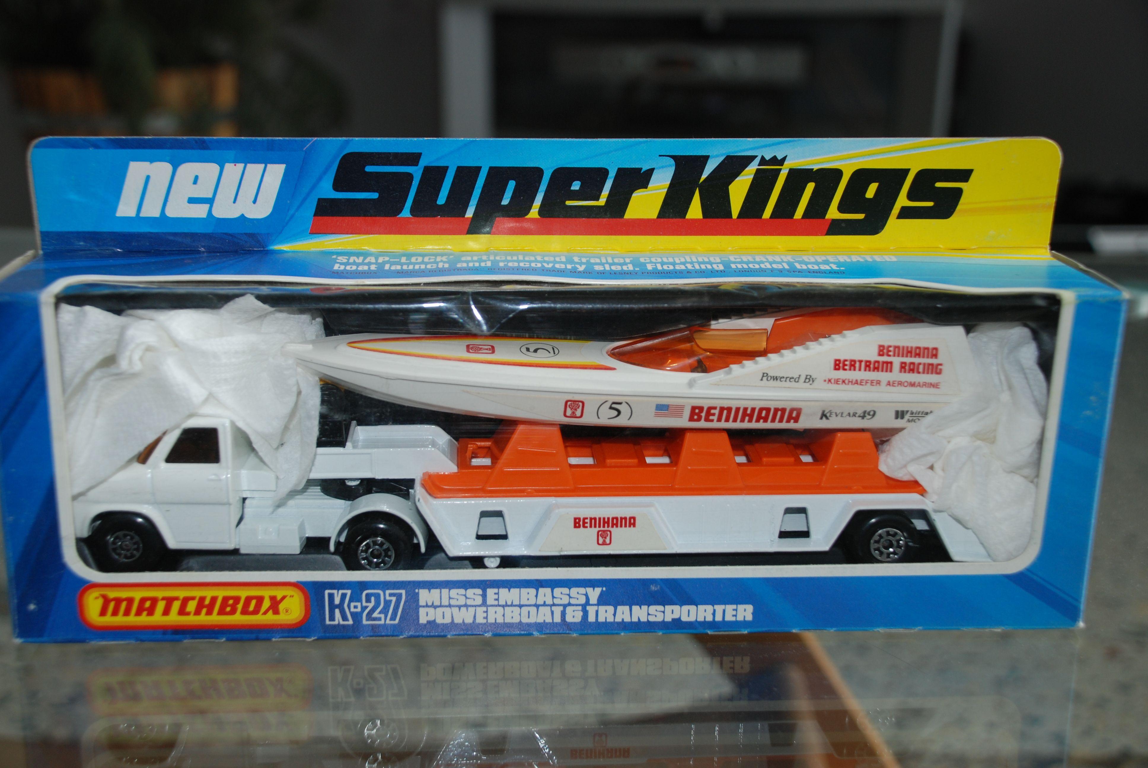 Superkings Autos Nostalgie Modell