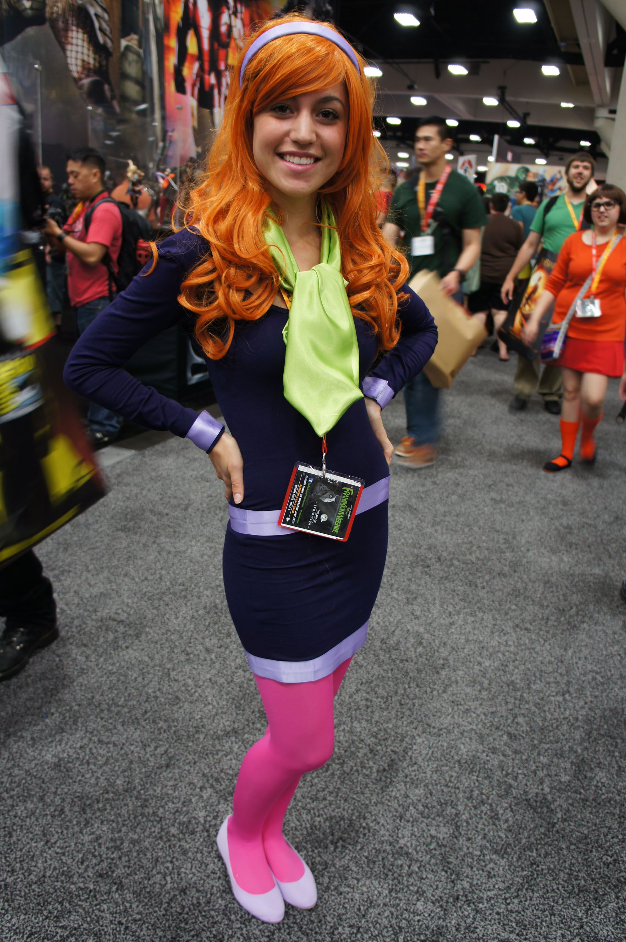 Scooby Doo Comic-Con 2012 Cosplay Gallery - Tested