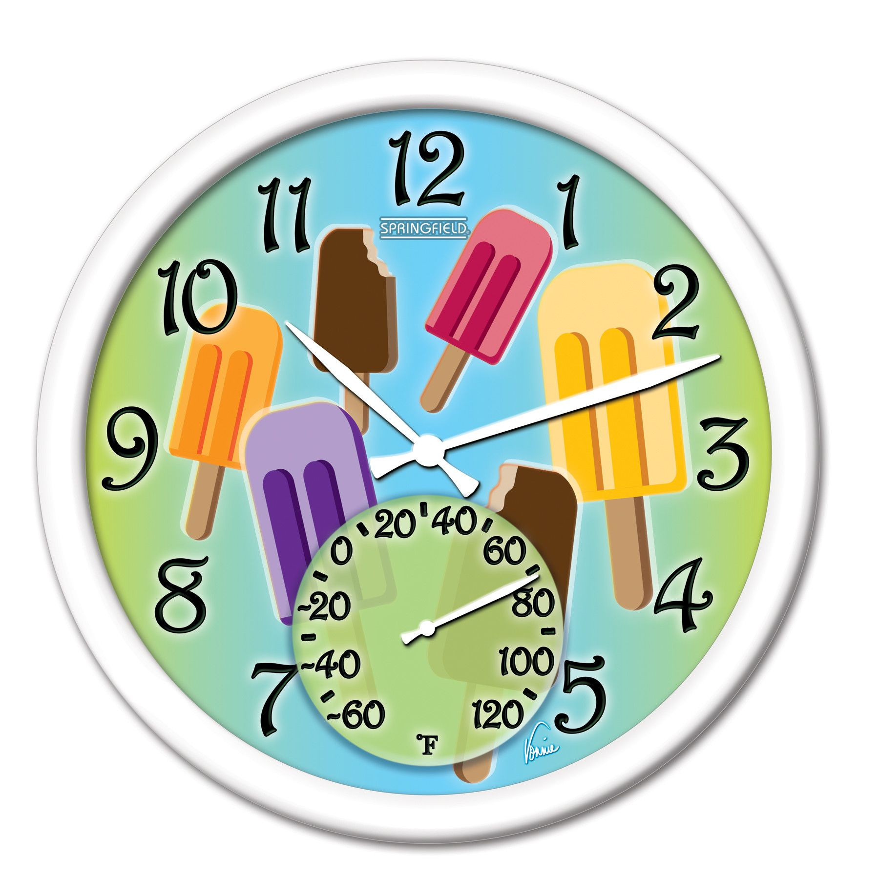 unique kitchen wall clocks bed bath and more pinterest