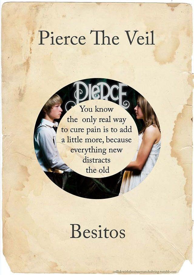 pierce the veil quotes - 500×707