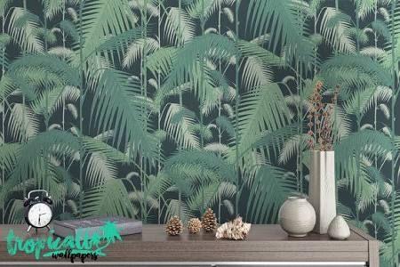 PALM TREE WALL ART STICKERS Google Search Palm leaf