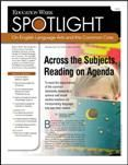 The Education Week Spotlight on English/Language Arts and the Common Core