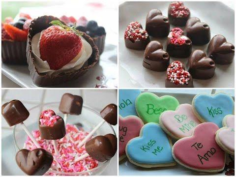 Postres para san valentin 3 ideas para san valentin nuestracasa2013 youtube san valentin - Postre para san valentin ...
