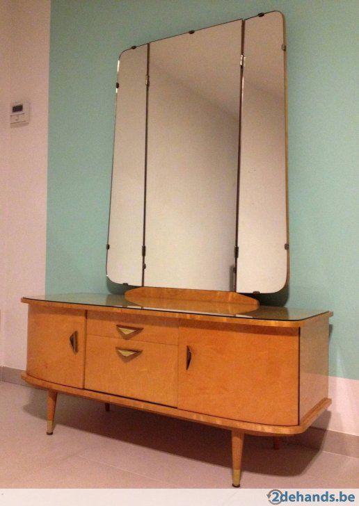 Vintage TV-meubel / commode - Te koop