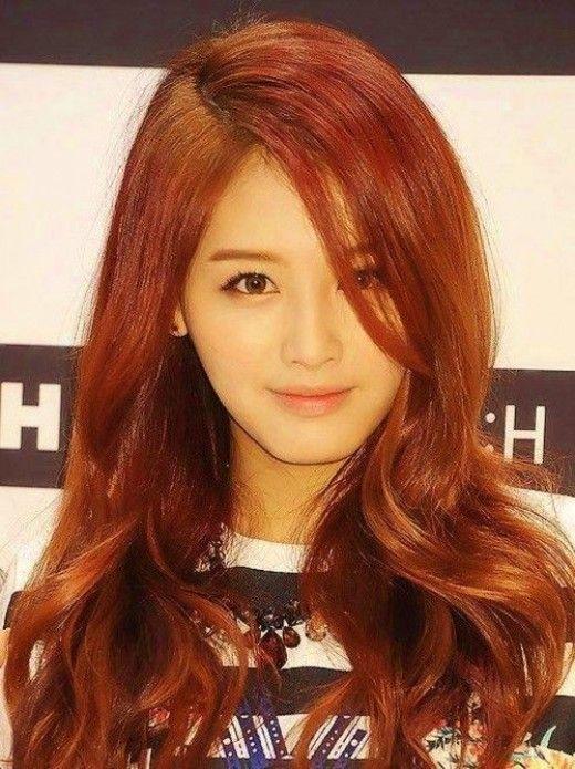 The Best Hair Colors For Asians Hair Color Asian Asian Hair
