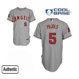 buy albert pujols grey jersey for los angeles angels mlb baseball team.we offer the