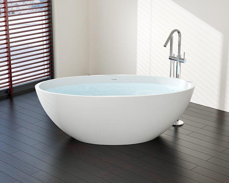 Freestanding Bathtub BW-04-L | Tubs, Bathtubs and Dream bathrooms