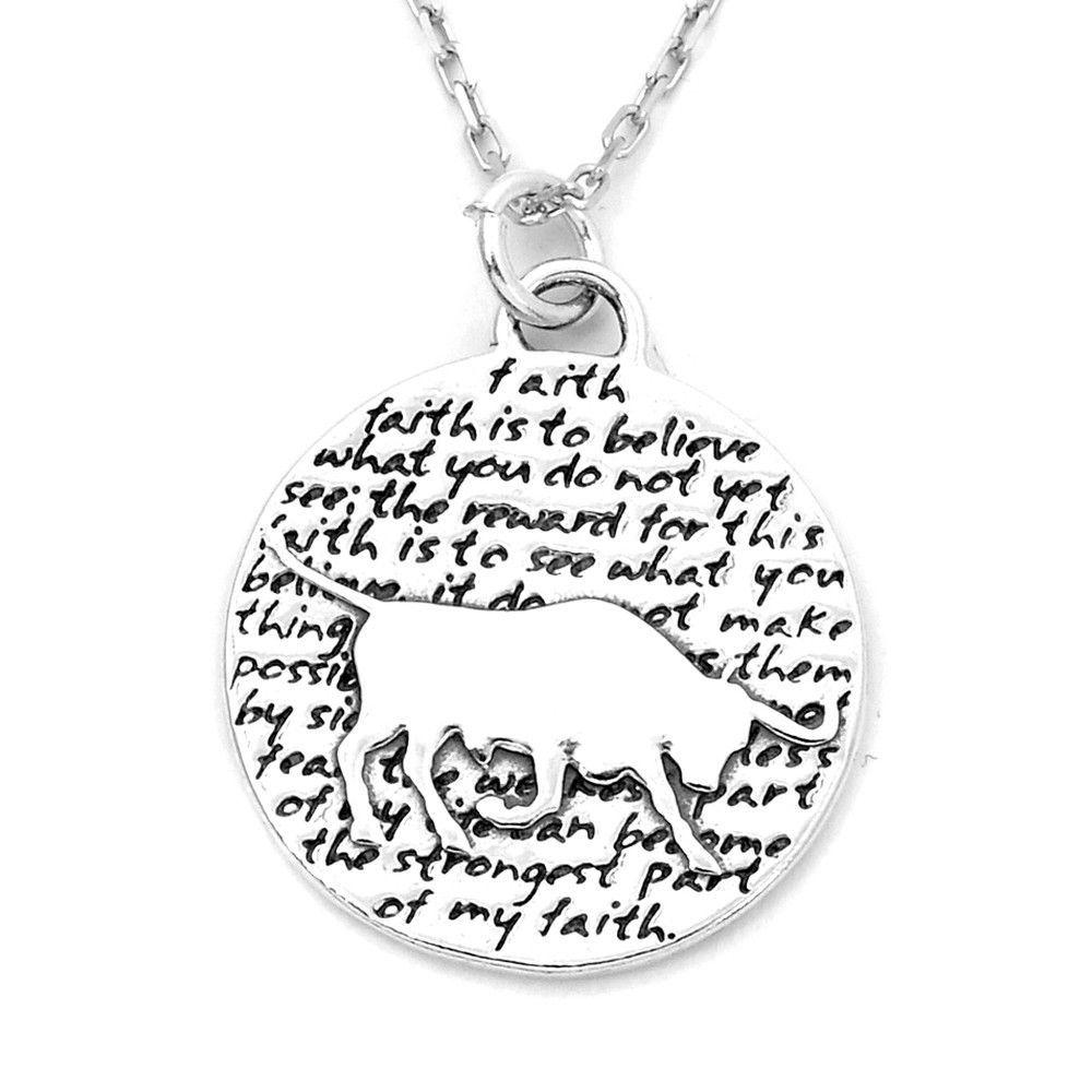 Taurus necklace faithd taurus inspirational jewelry and