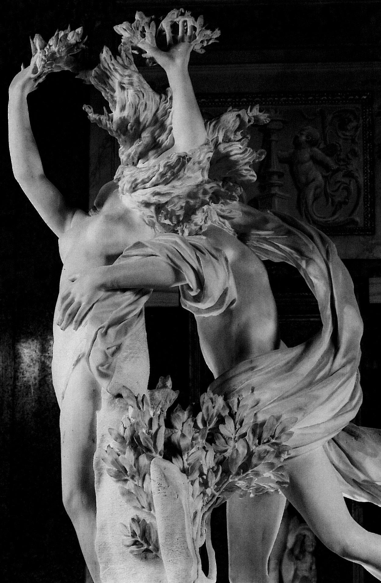 Apollo e Dafne (1622-1625) Gian Lorenzo Bernini
