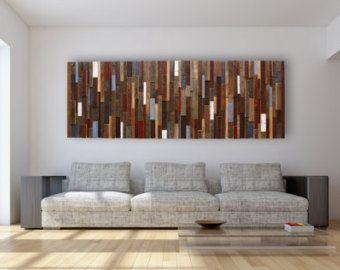 imed Wood wall art of geometric shapes Made by CarpenterCraig