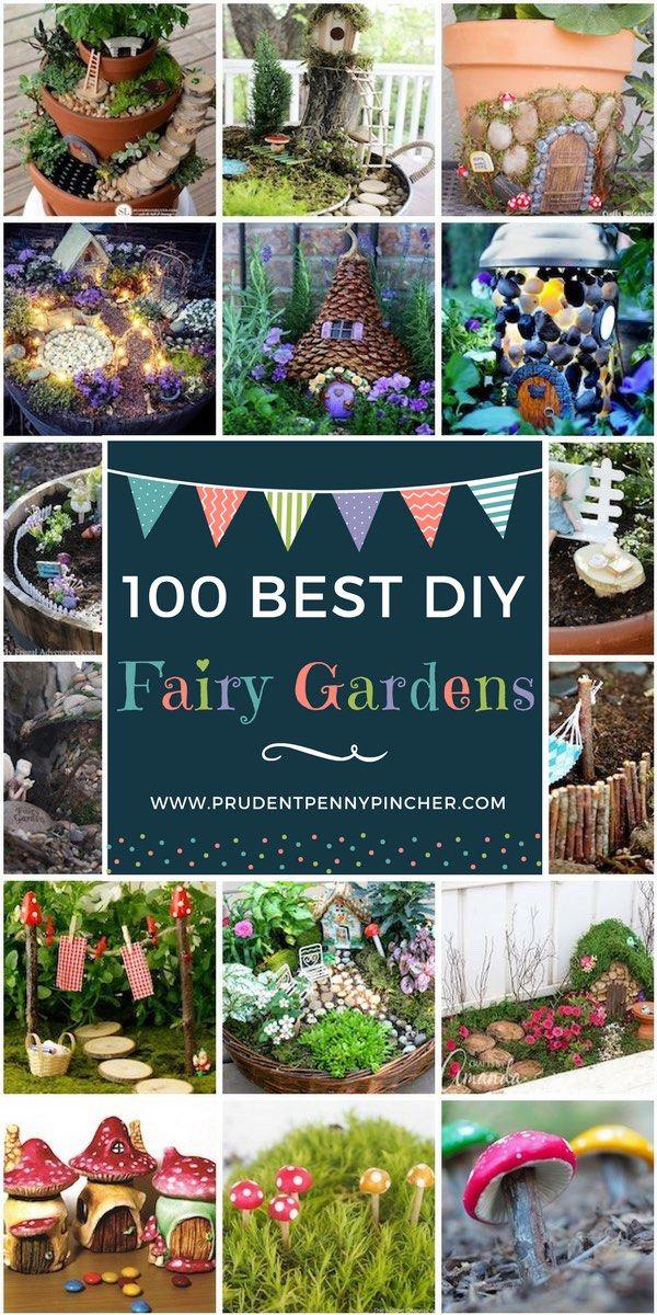 100 Best Diy Fairy Garden Ideas Fairy Gardens Accessories