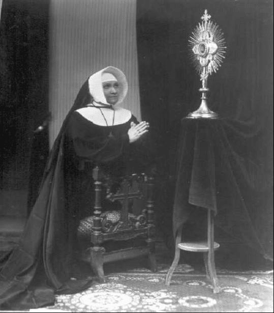 Madre Teresa Del Sagrado Corazón By Briannavaleria03 On Genial Ly Habitos Religiosos Sagrado Corazon Sagrado