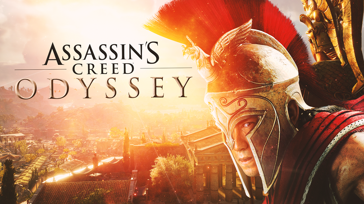 Assassin S Creed Odyssey Thumbnail On Behance Assassins Creed Assassins Creed Odyssey Assassin