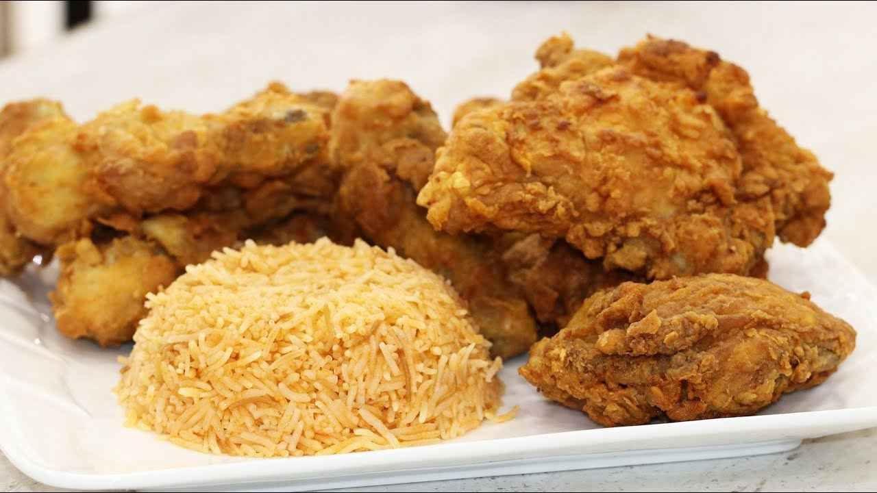 طريقة عمل دجاج كنتاكي البروستد 175 Food Desserts Cookies