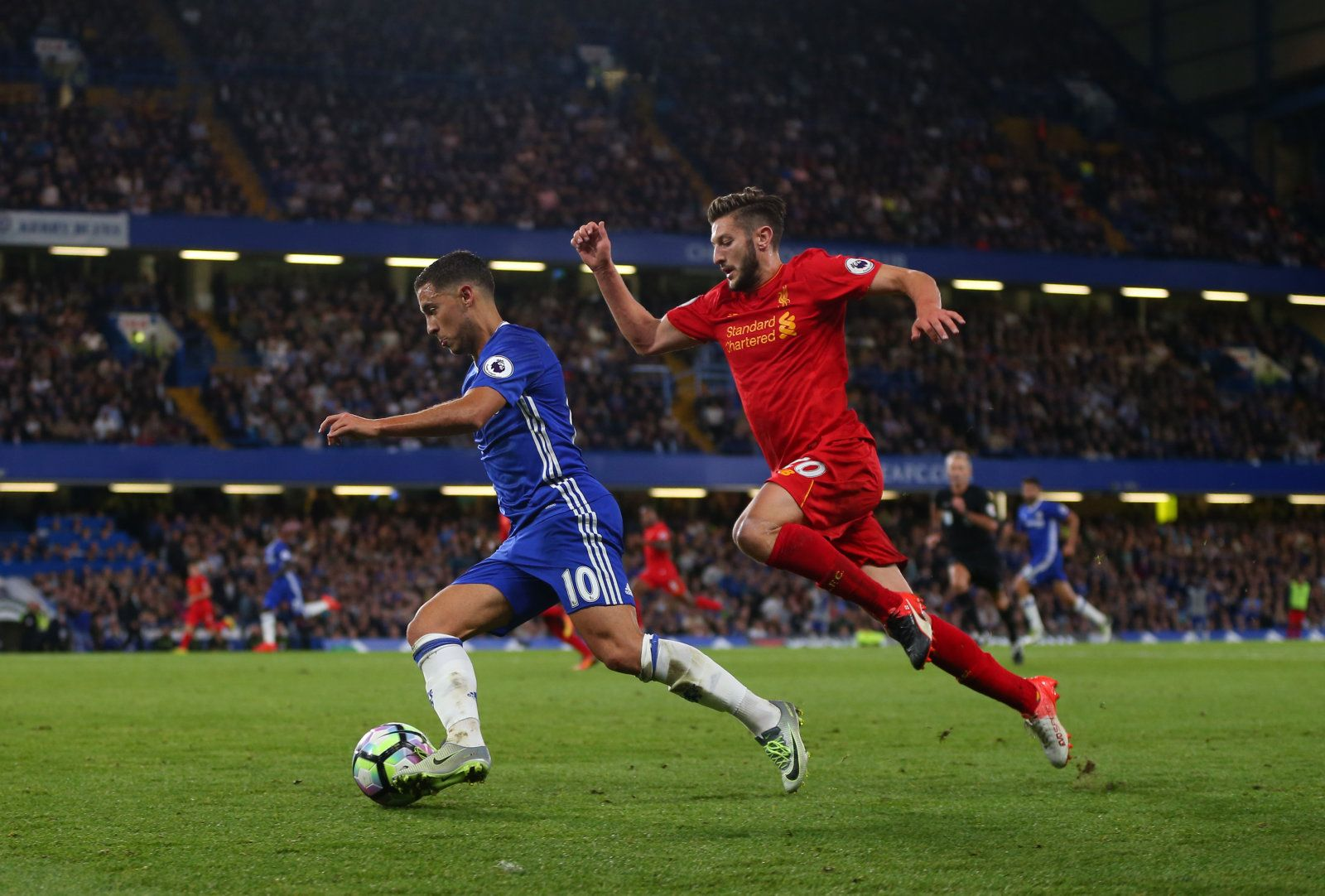 Watch today's Chelsea vs Liverpool game in 4K and Dolby