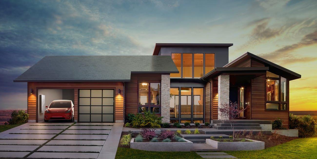 The Tesla Solar Roof Finally Has A Price Solar Roof Shingles Tesla Solar Roof Solar Shingles