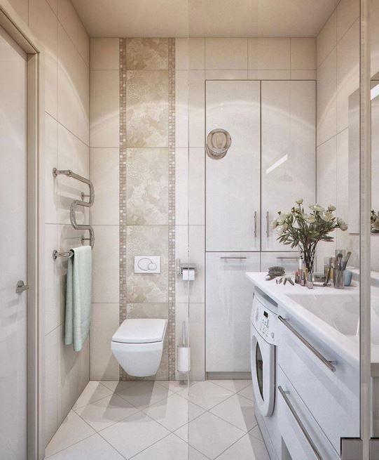 Arredare un bagno piccolo - Piccolo bagno bianco | Pinterest ...