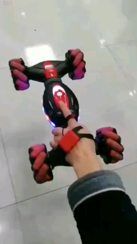 Hand Control Car