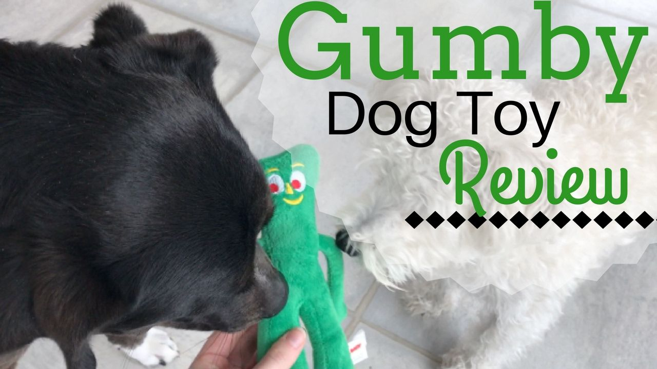 Gumby Dog Toy Review Multipet Dog Toys Dogs Toys