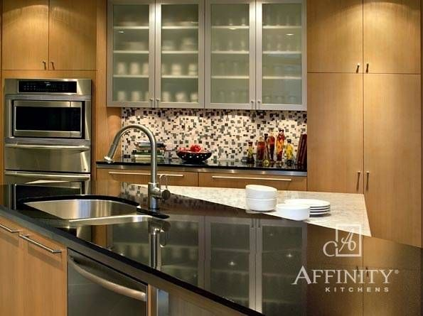 Contemporary Kitchen By Affinity Kitchens
