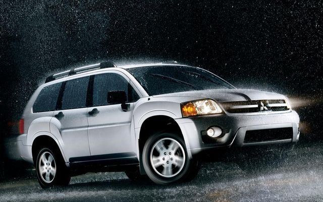 2004 2010 Mitsubishi Endeavor Oem Service Repair Manual Car Repair Service Repair Manuals Mitsubishi