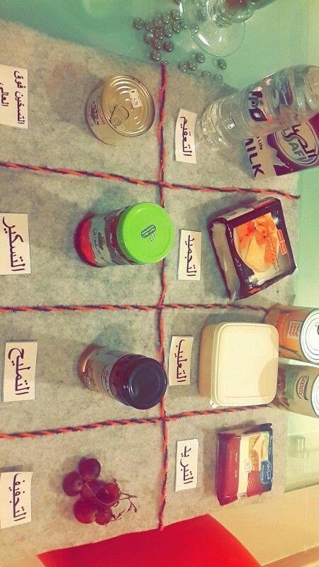 حلقه طرق حفظ الاطعمه الهدف ان يكون الطفل في نهاية النشاط قادر على ان يصنف المكونات التي امامه Biology For Kids Diy Summer Crafts Science Experiments Kids