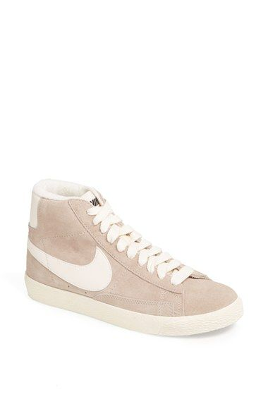 0453dd46247f Nike  Blazer  Vintage High Top Basketball Sneaker (Women ...