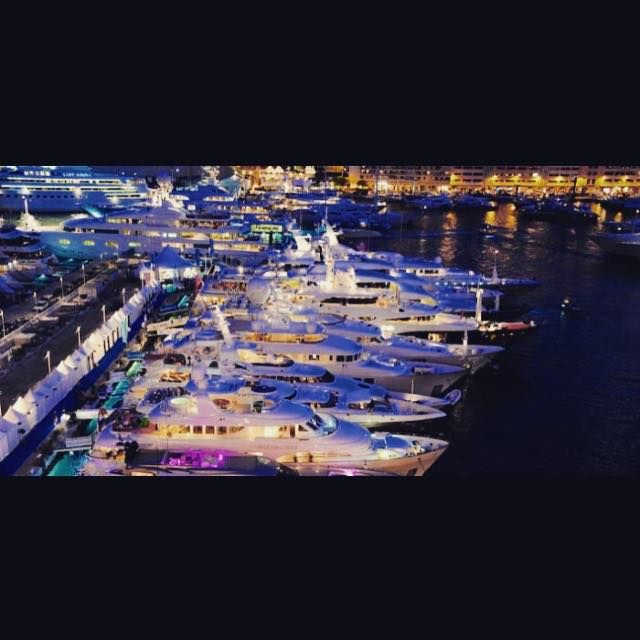 MONACO YACHT SHOW IS HERE 2015! keep eyes peeled for our luxury tenders and boats on charter during the action!