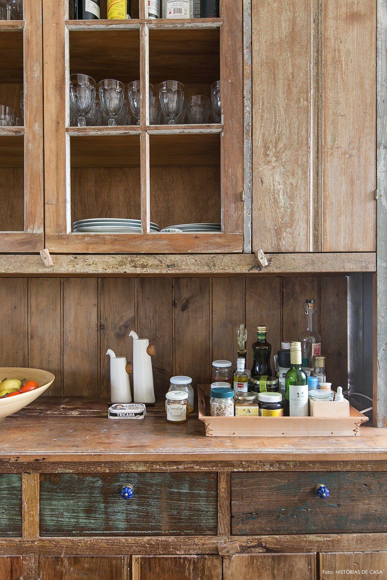 Menos E Mais Cozinha De Madeira Cozinhas Rusticas Designs De