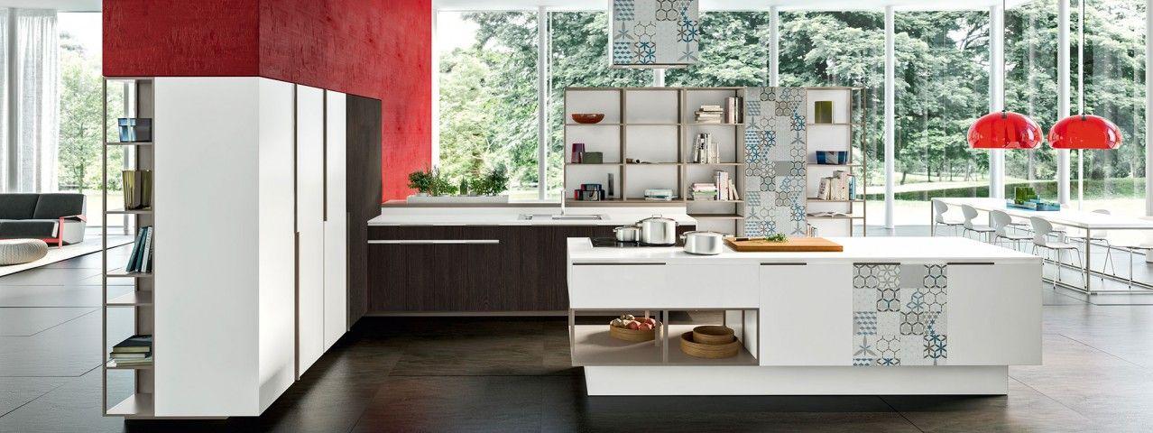 cucina moderna Orange Evolution   Kitchen   Pinterest   Kitchen ...