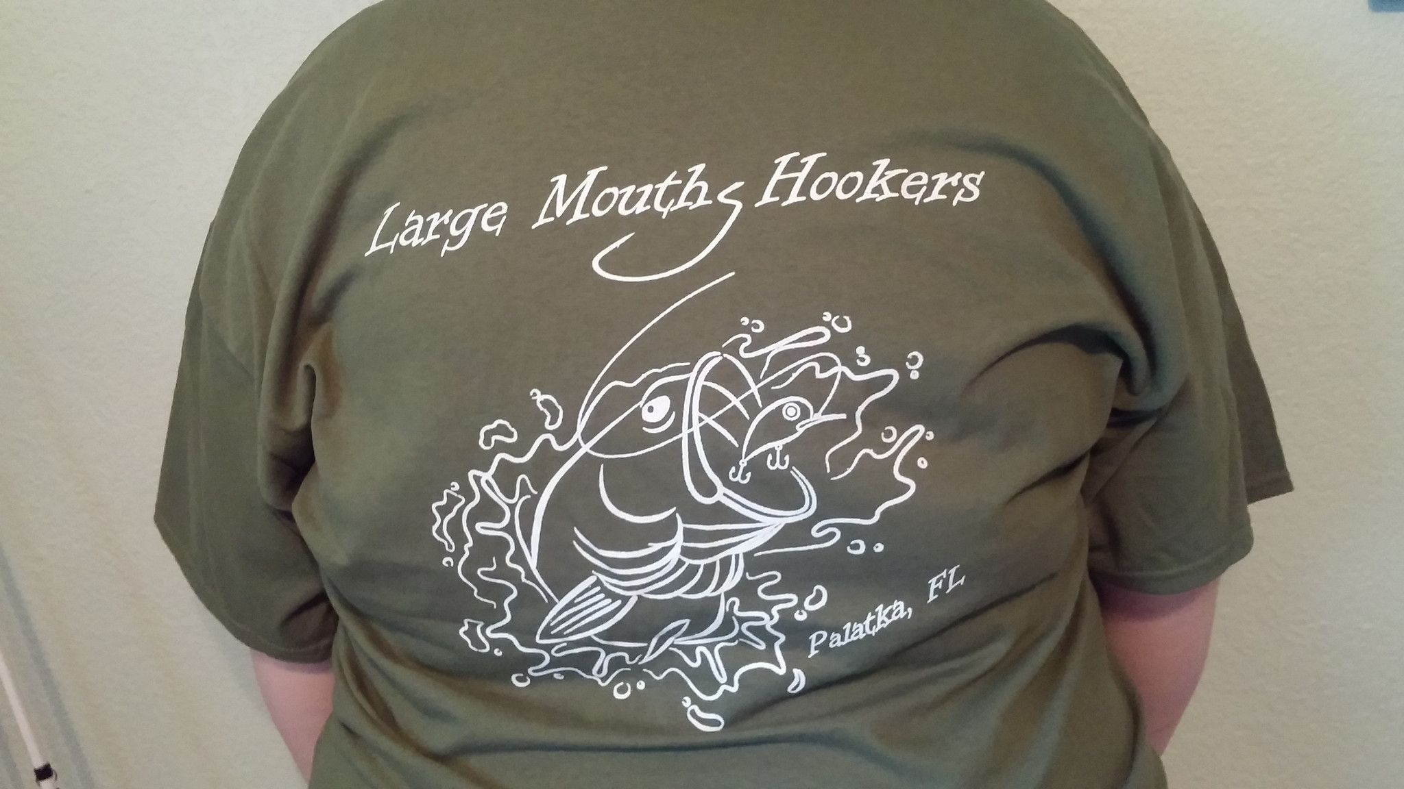 Large Mouth Hookers T-Shirts