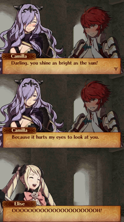 Fe f fetextcomic camilla was promoted to savage by for Fe camilla