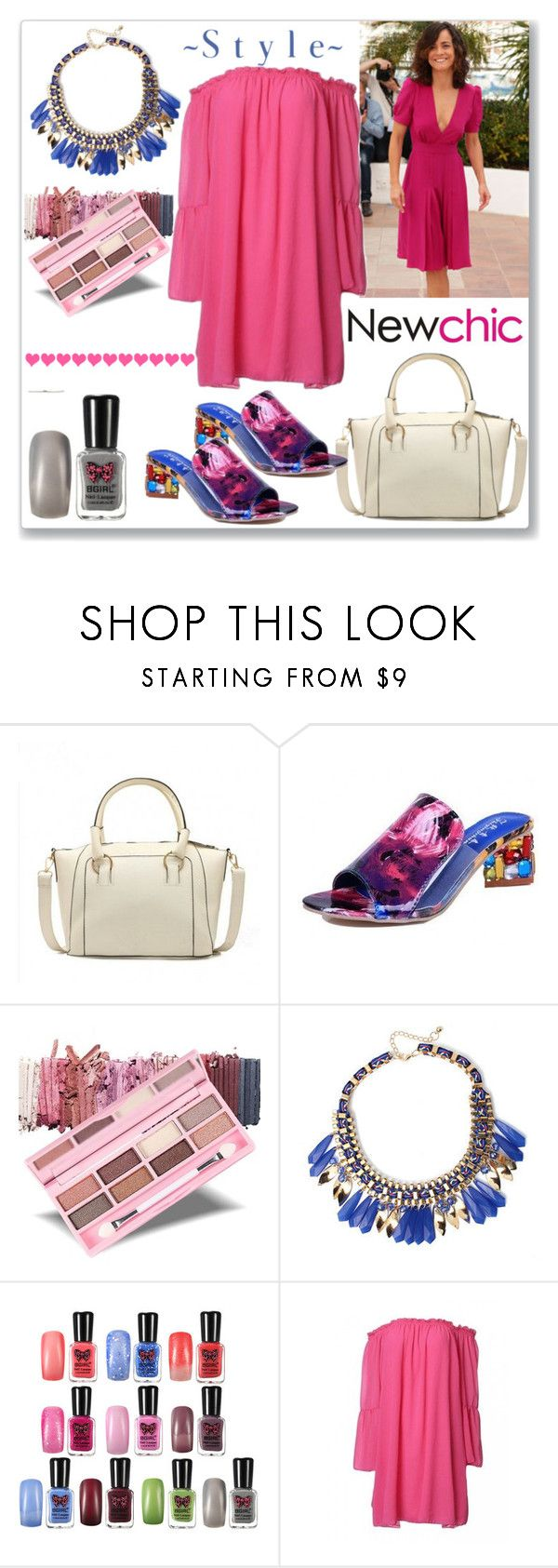 """""""LoveNewChic - 24"""" by ludmyla-stoyan ❤ liked on Polyvore featuring Gucci and vintage"""