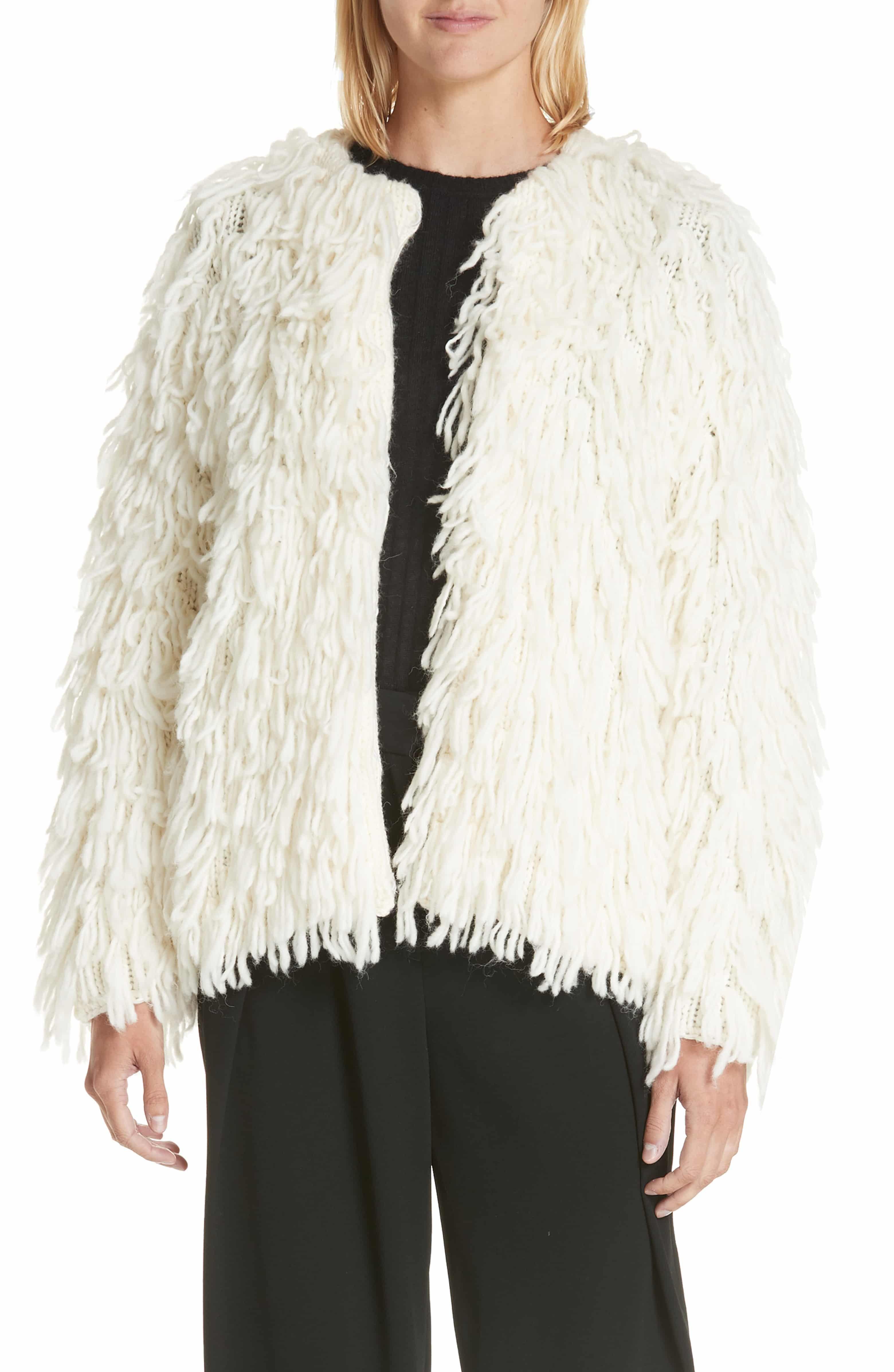 8dbeea515 Amber Wool Sweater Coat, Main, color, IVORY | Nordstrom Wishlist ...