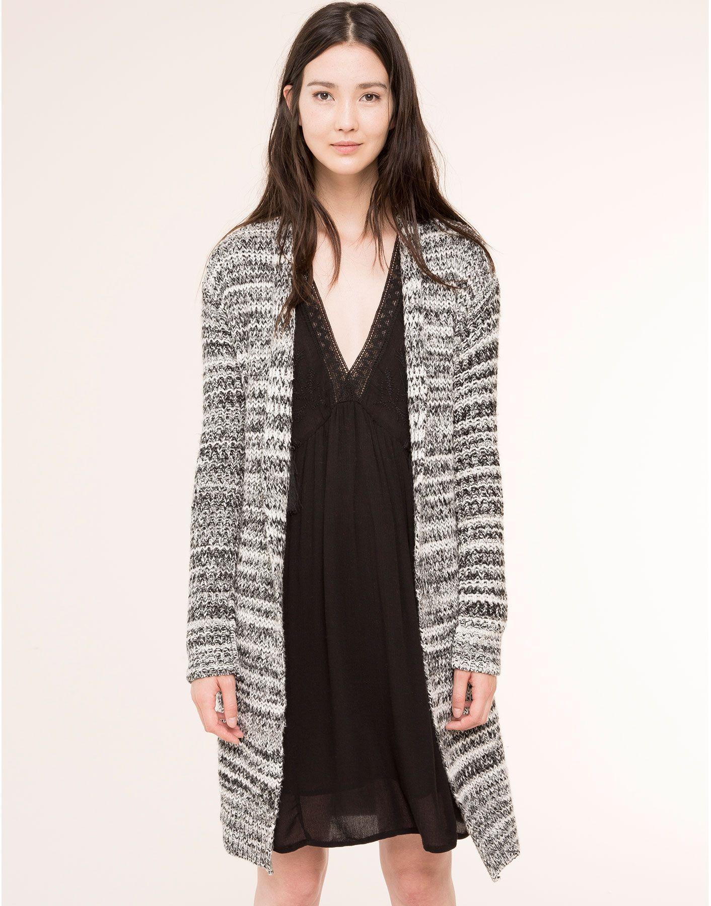 Veste en laine femme pull and bear