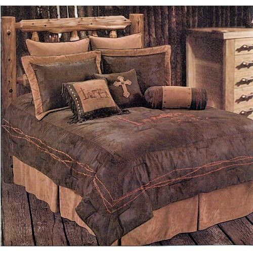 Praying Cowboy Bedding Set Western Bedding Cowboy At Cross Country Bedding Sets Rustic Comforter Sets Rustic Bedding Comforters